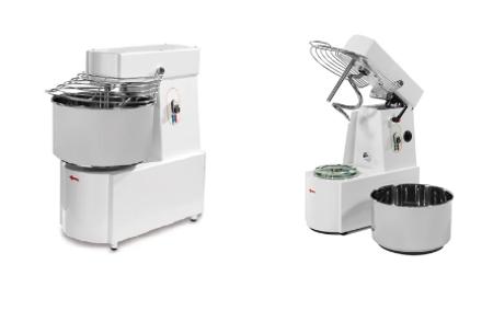 Amassadeiras - Pizzaria e Padaria - Robots de Cozinha, Amassadeiras e Fornos de Pizza | ABN Shop