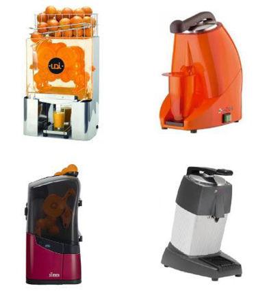 Espremedor citrinos - Bar e Cafetaria - Máquinas de Café, Espremedores e Torradeiras Industriais | ABN Shop
