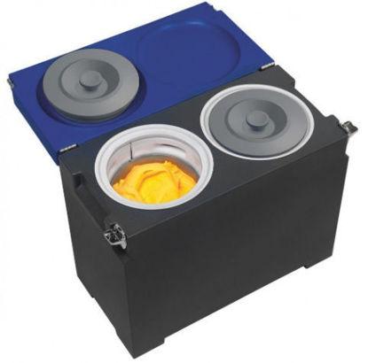 Image de Caixa isotérmica para Gelataria IFI